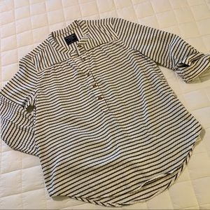 Abercrombie & Fitch Popover Shirt